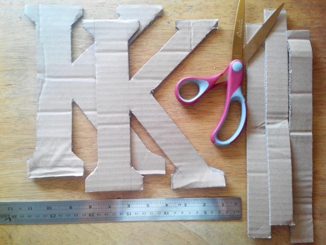 Block Paper Scissors Crafts