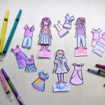 Paper Doll Printables